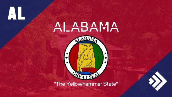 What is the Alabama State Abbreviation?