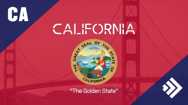 What is the California State Abbreviation?