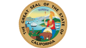 What is the State Seal of California?
