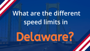 Speed Limits in Delaware