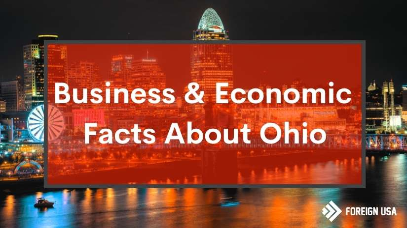Read more about the article Economic Facts About Ohio