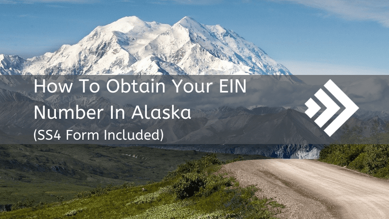 How to get an EIN number in Alaska