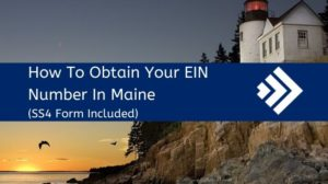 How to Get an EIN Number in Maine