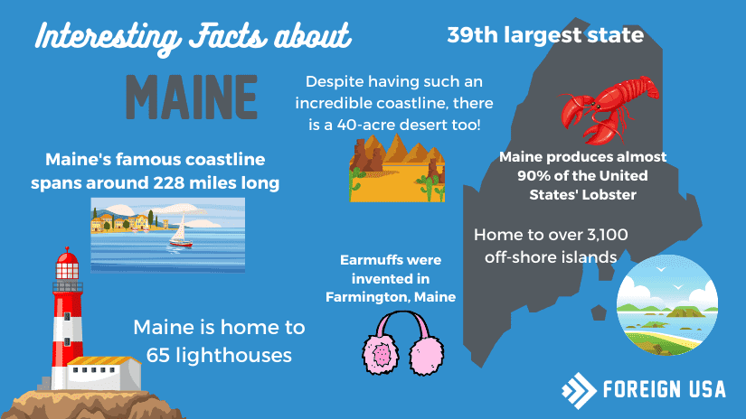 Read more about the article 20 Incredible Facts About the State of Maine