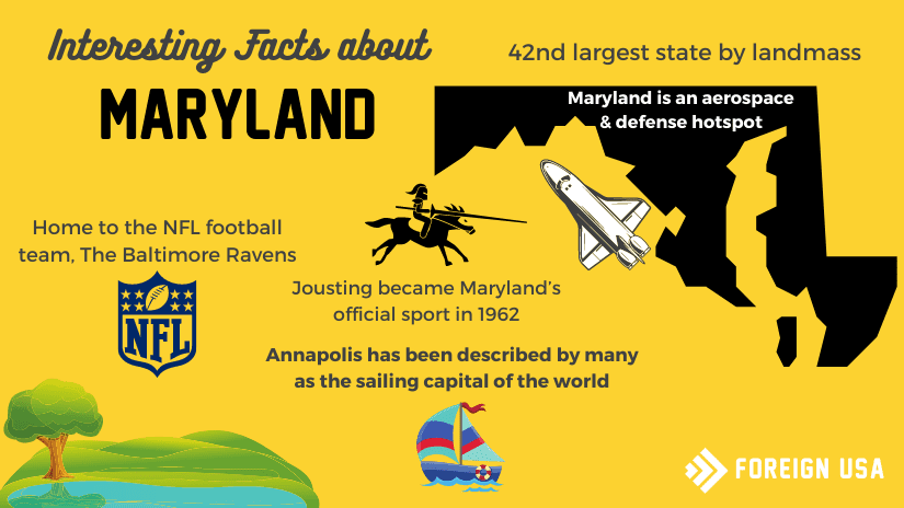 Read more about the article 48 Interesting Facts About Maryland