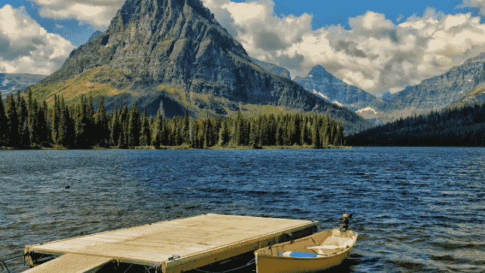 Facts about Montana - Lakes