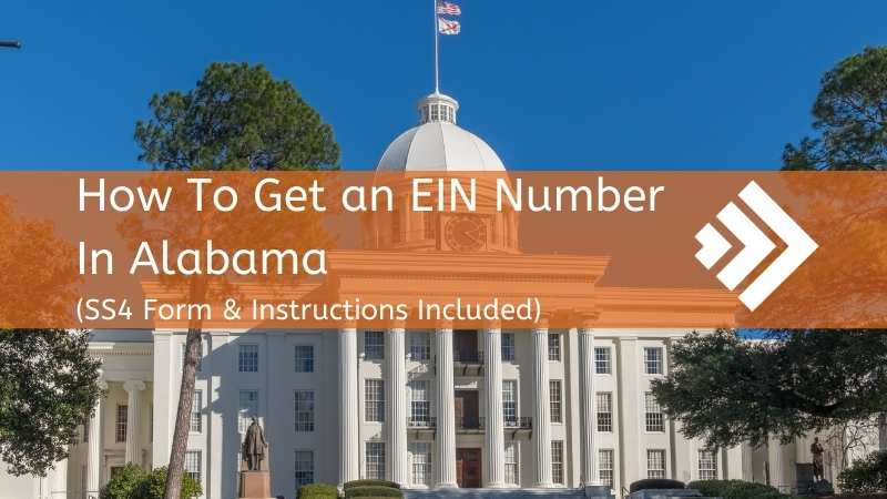 How to Get an EIN Number in Alabama
