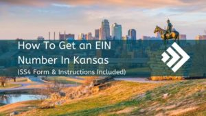 How to Get an EIN Number in Kansas