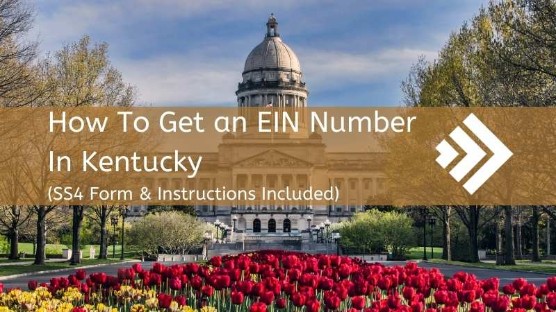 How to get an EIN number in Kentucky