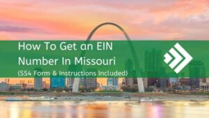 How to Get an EIN Number in Missouri