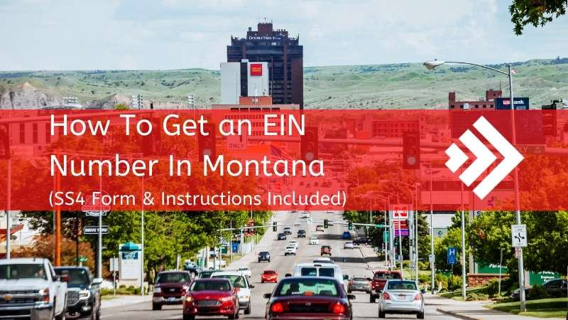 How to Get an EIN Number in Montana