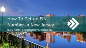How to Get an EIN Number in New Jersey
