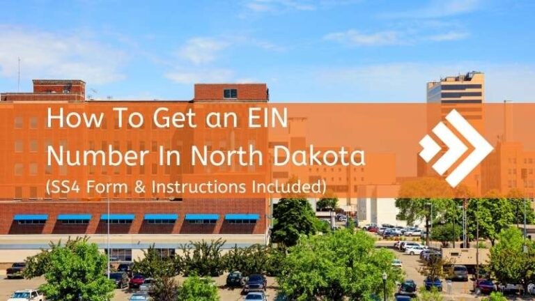 How to Get an EIN Number in North Dakota