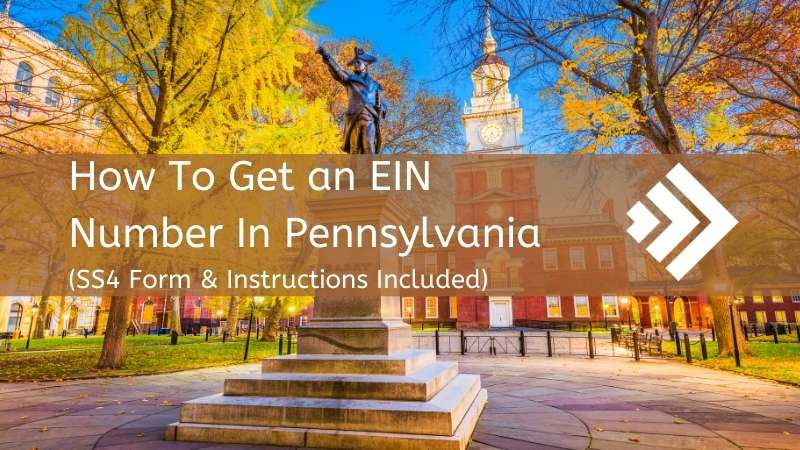 How to Get an EIN Number in Pennsylvania
