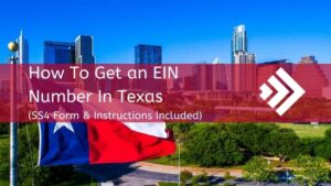 How to Get an EIN Number in Texas