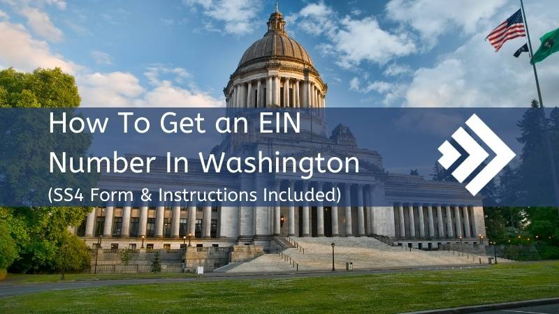 How to get an EIN number in Washington state