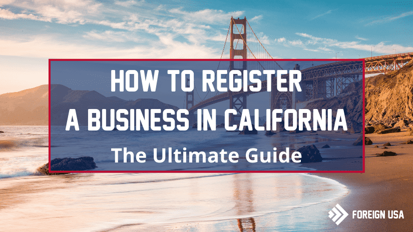 How to Register a Business Name in California