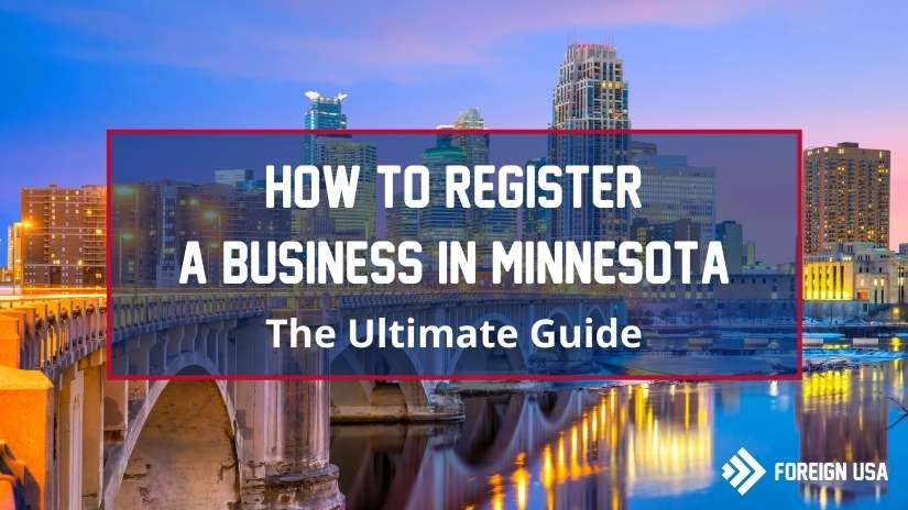 How to register a business in Minnesota