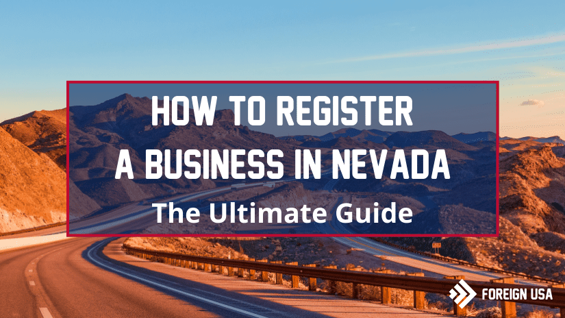 How to register a business in Nevada