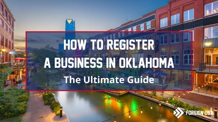 How to register a business in Oklahoma