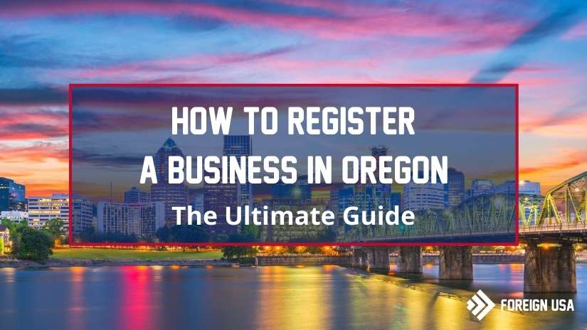 How to Register a Business in Oregon
