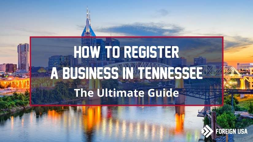 How to Register a Business in Tennessee