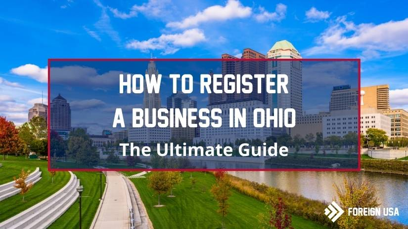 How to register a business name in Ohio