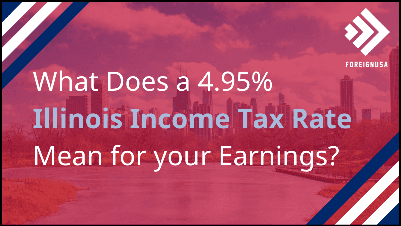 What is the Illinois income tax rate