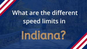 Speed Limit in Indiana
