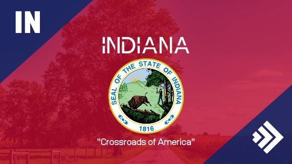 What is the Indiana State Abbreviation?