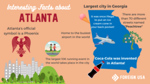 19 Interesting Facts About Atlanta Georgia