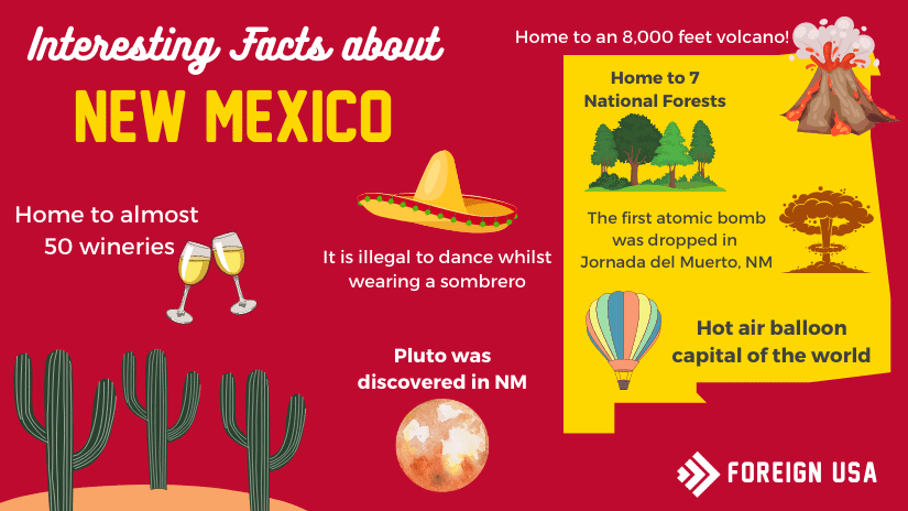 21 Fun Facts of New Mexico