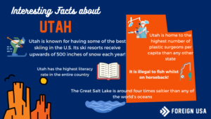 18 Interesting Facts About Utah