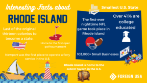 20 Interesting Facts of Rhode Island