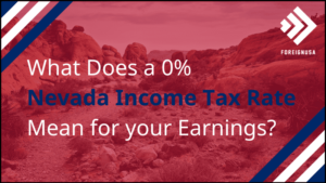 Nevada Income Tax Rate