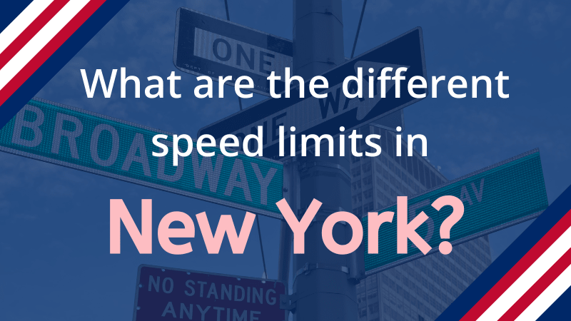 New York State Speed Limits