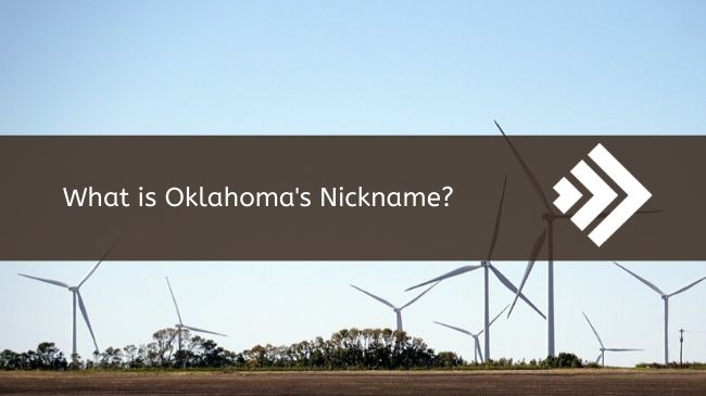 Read more about the article Oklahoma's Nickname