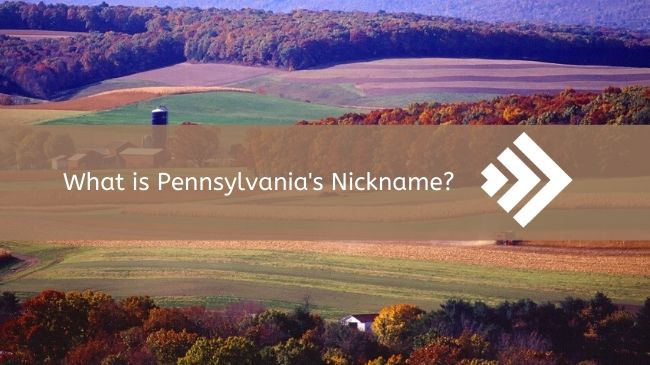 Read more about the article Pennsylvania's Nickname