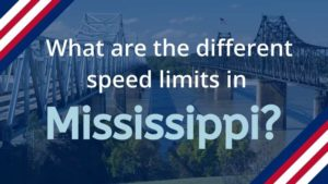 What is the Speed Limit in Mississippi