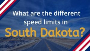 What is the Speed Limit in South Dakota?