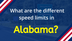 Speed Limits in Alabama