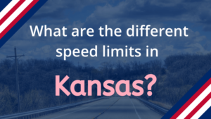 Speed Limits in Kansas