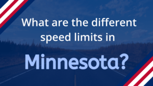 Speed Limit in Minnesota