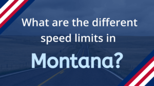 What is the Speed Limit in Montana