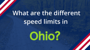 Speed Limits in Ohio