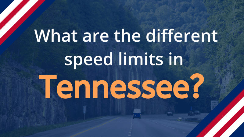Tennessee Speed Limit
