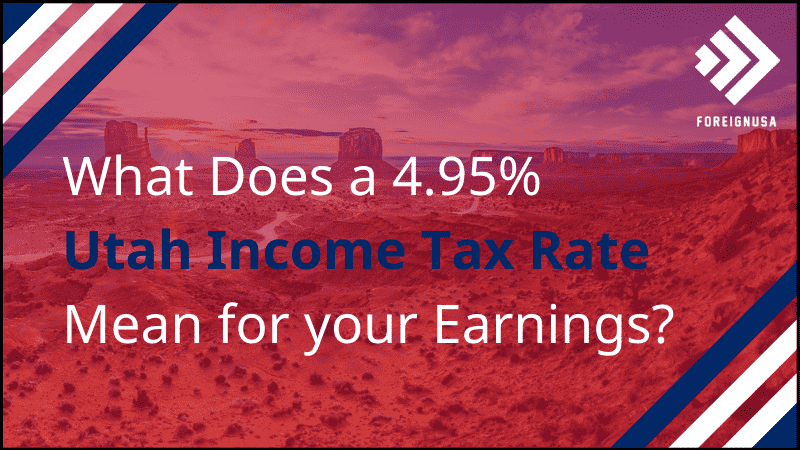 What is the Utah income tax rate
