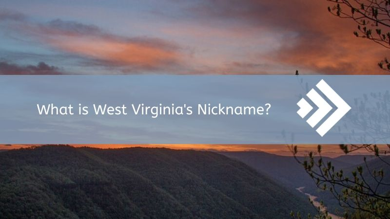 West Virginia Nickname