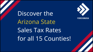 What is Arizona's Sales Tax