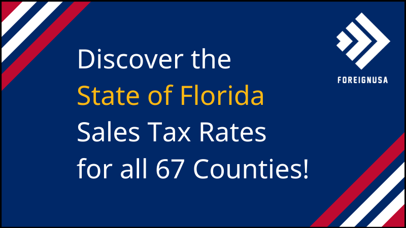 What is Florida's Sales Tax
